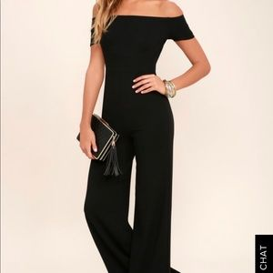 Lulus off the shoulder jumper
